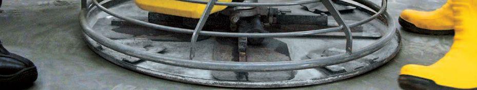 Выбор дисков-лопастей для затирки бетонного пола