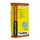 Штукатурки Weber