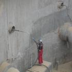 Ремонт бетона строительными растворами и вяжущими материалами