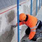 Выравнивание бетонных поверхностей и штукатурок