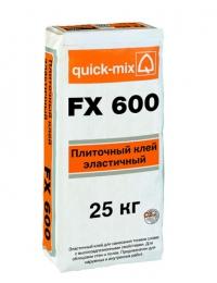 FX 600 Плиточный клей, эластичный